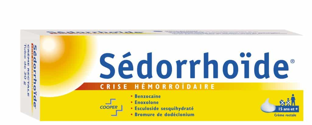 pommade creme sedorrhoide