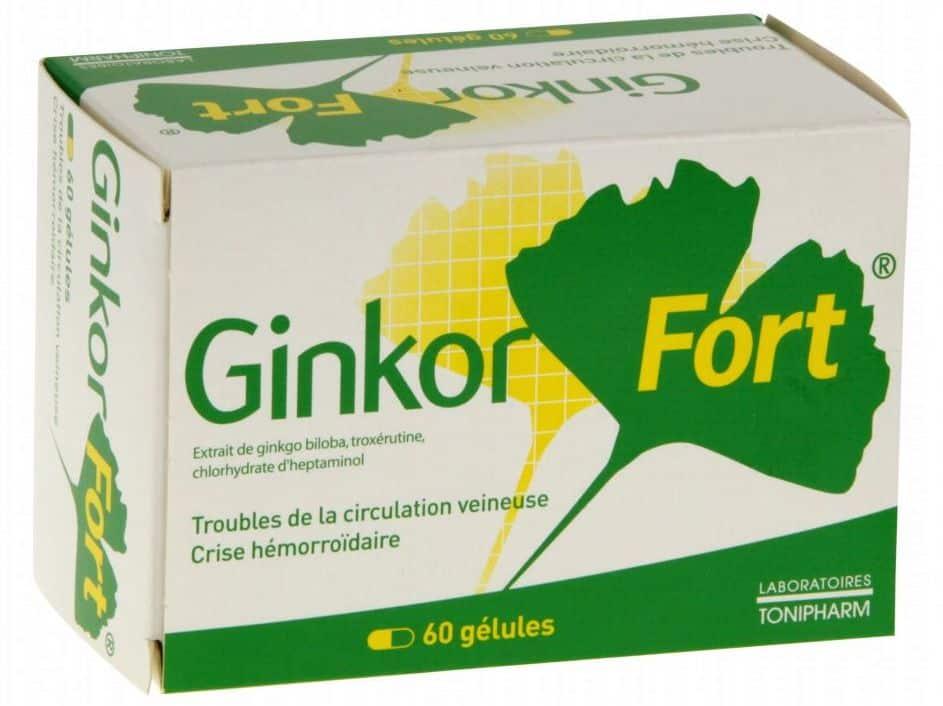 Mon avis sur le médicament Ginkor Fort - Hémorroïdes