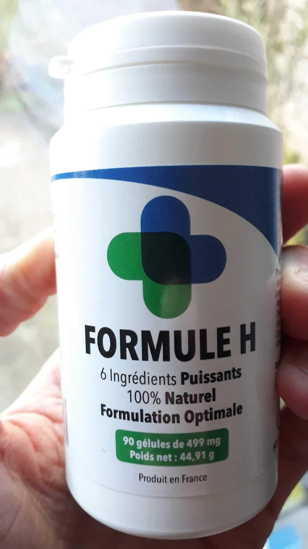 formule h zoom